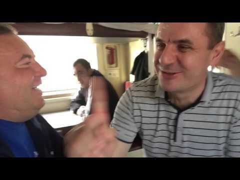 Генерал в поезде анекдот видео ::