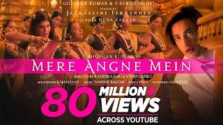 Mere Angne Mein | Jacqueline F, Asim Riaz | Neha K, Raja H, Tanishk B | Radhika - Vinay | Bhushan K