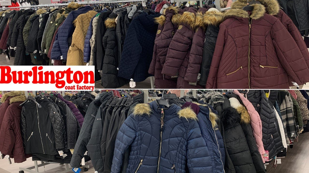 burlington coat factory winter clothing jackets coats prices shop with me 2019 youtube burlington coat factory winter clothing jackets coats prices shop with me 2019