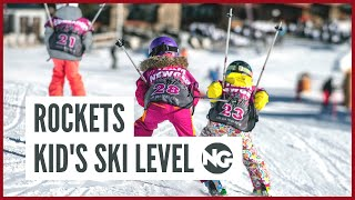 Rockets Kids Level Guide - New Generation Ski & Snowboard School