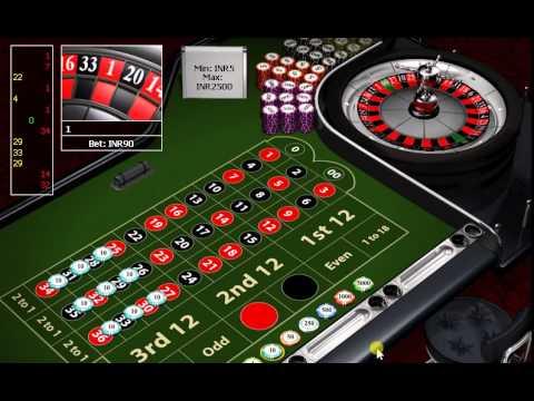 Roulette Spiel Tricks