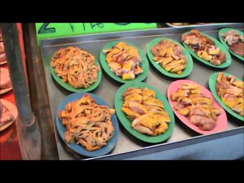 Thai Food Market - Soi Siam Country Club Road Pattaya