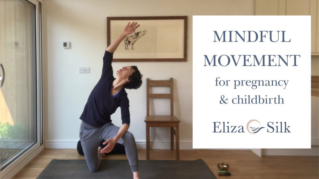 Mindful Movement for Pregnancy & Childbirth