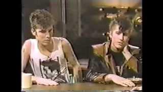 Phantom, Rocker & Slick 80's STRAY CATS