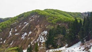 2017萱峠・長工新道から鋸山