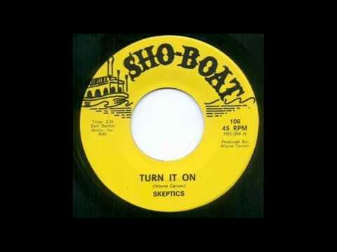 Skeptics - turn it on  (with lyrics). 1965-1969.***