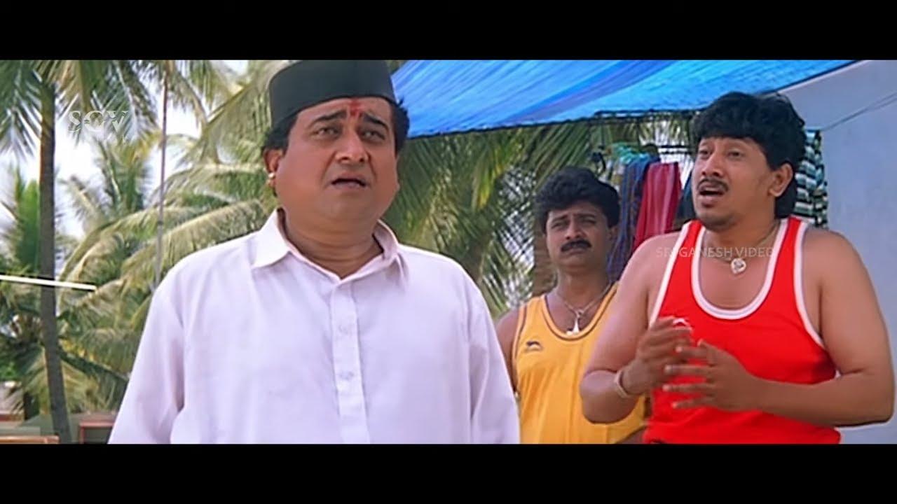 ನಿಮ್ಮಿಂದ ನನ್ನ ಹೆಂಡ್ತಿ ಡೈವೋರ್ಸ್ ಕೊಡೊ ಸ್ಥಿತಿ ಬಂದ್ರಲ್ಲೋ ಕಾಮಿಡಿ ಸಿನ್ | Kumar Govind | Maya Bazar Movie