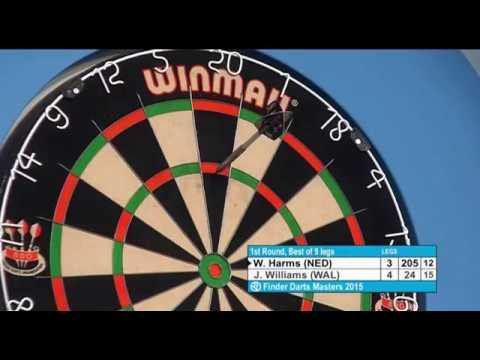 Wesley Harms en Jimmy Hendriks kijken vooruit naar de Finder Darts Masters