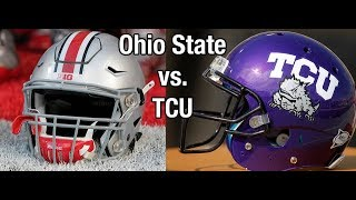 Ohio State Fan's Reaction to Win Over TCU!!!!!