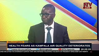 KICK STARTER: Addressing fears arising from Kampala's deteriorating air quality