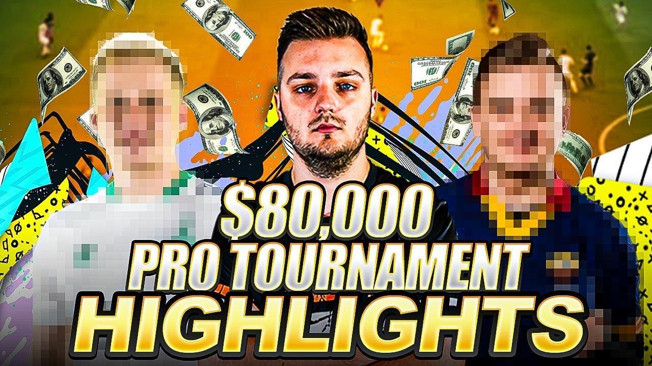 $80,000 PRO TOURNAMENT HIGHLIGHTS! FIFA 20