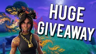ITEMSHOP 7 APRIL & *HUGE* GIVEAWAY!! // FORTNITE BATTLE ROYALE NEDERLANDS