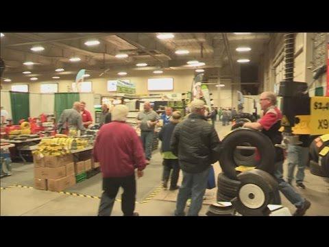 Nebraska Power Farm Show At Lancaster Event Center