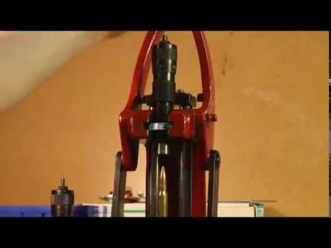 Adjusting The Forster In - Line Micrometer Bullet Seating Die For 308