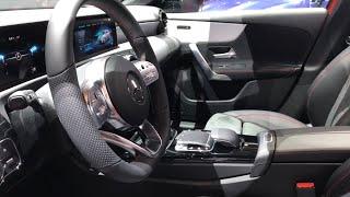 Mercedes-Benz A Class 2018 Обзор