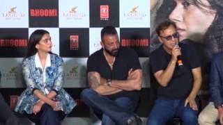Ranbir Kapoor BREAKS His Silence On Rishi Kapoor-Anurag Basu Controversy   Bhoomi Trailer Launch