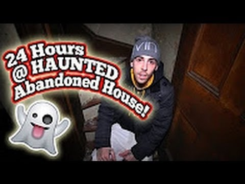 DANGEROUS 24 HOUR OVERNIGHT CHALLENGE IN A RADIOACTIVE CAVE ⁄⁄ OVERNIGHT EXPLORING ABANDONED MINE!