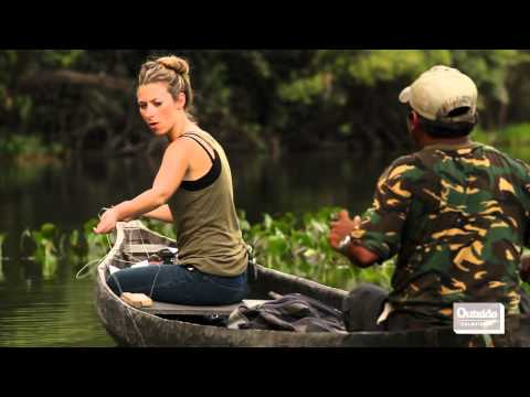 Jungle Survival in Guyana