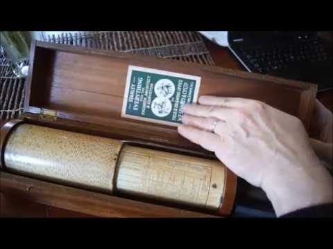 Stanley Fuller: Cylindrical Slide Rule