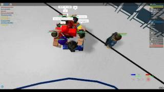 WEST VS EAST ROBLOX RPBA PBL (some)