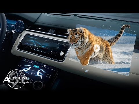 JLR Developing 3D Entertainment, Trump Criticizes Ford - Autoline Daily 2660