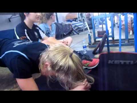 rowing camp II video
