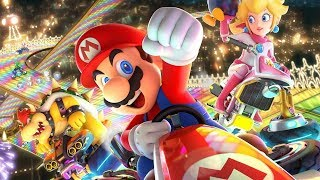 MEMBER'S CHOICE - Mario Kart 8 Deluxe Online With Members!
