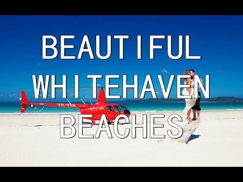 Whitehaven Beach – The Whitsunday Islands, Australia