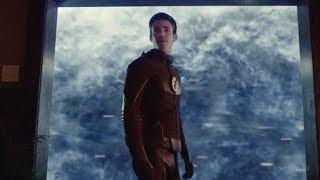 Барри возвращается из Силы Скорости | Флэш (2 сезон 21 серия)
