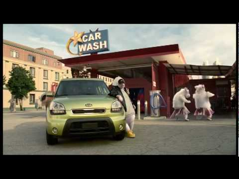 New Kia U0027This Or Thatu0027 Soul Commercial (featuring The U0027Hamstersu0027)