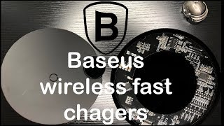 Baseus Wireless Chargers, Qi 10W Wireless Chargers
