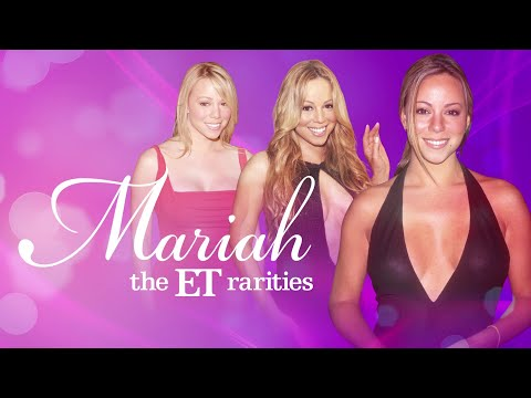 Mariah Carey's ET 'Rarities': Behind-the-Scenes Footage and Lost Moments