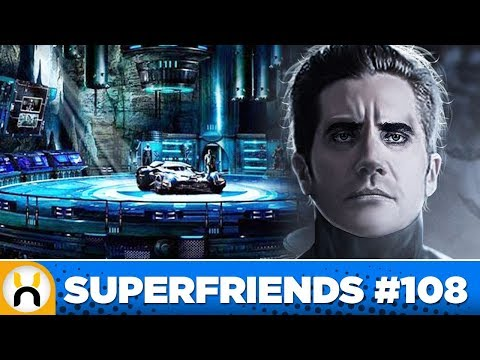 The Batman DCEU Future in Matt Reeves Trilogy  Superfriends 108