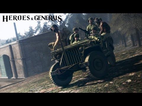 Heroes & Generals - Война это Ад
