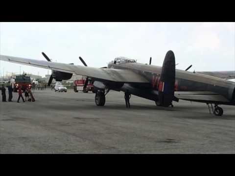 Lancaster Startup - Raw Video