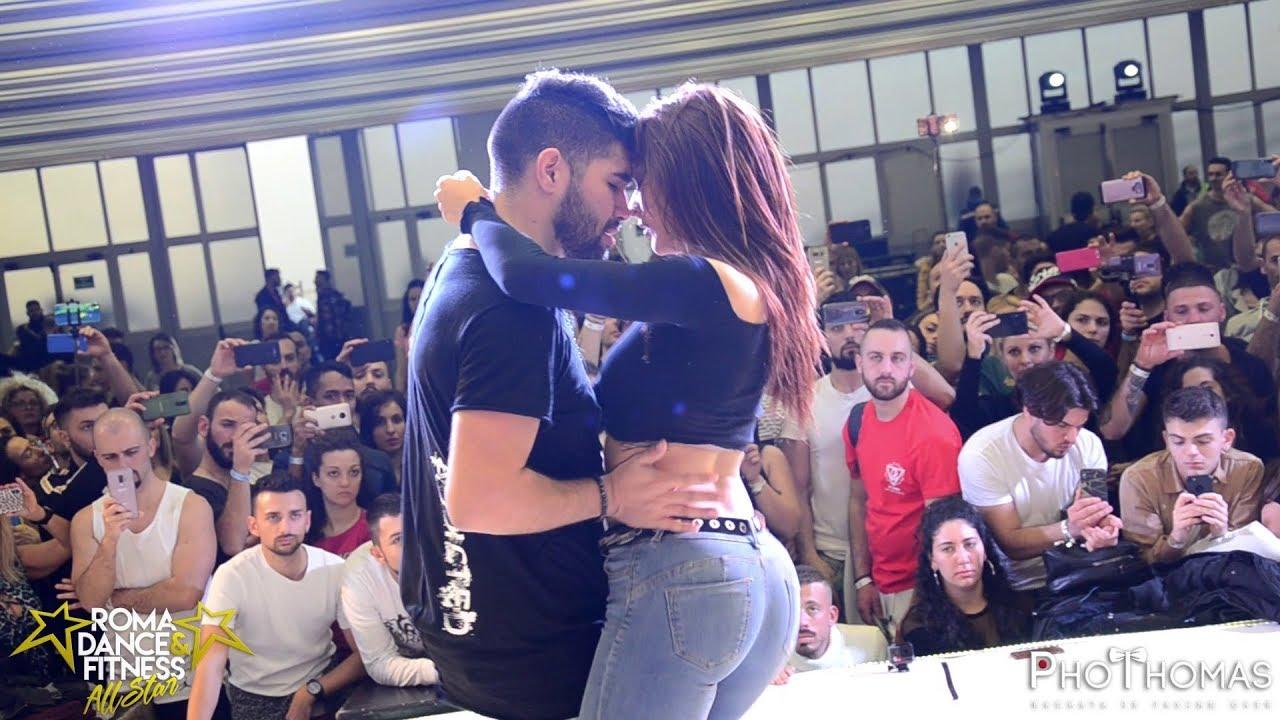 Marco & Sara [El Malo] @ Roma Dance All Star 2019
