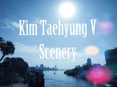 BTS V – Scenery «English cover » lyrics« joytastic sarah» #BTS #V #Scenery #photography #풍경