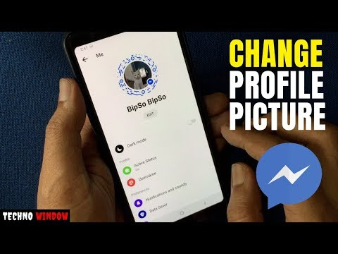 How to view profile picture in messenger