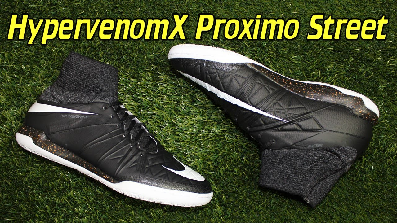 check out c60f3 2a80f Nike HypervenomX Proximo Street Indoor - Review + On Feet