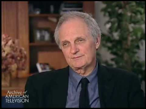 Alan Alda On Working Out A Scene With Wayne Rogers On M A