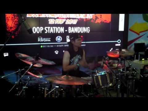 Danny Jamrud - Berakit-Rakit (Absolute Drum Competition)