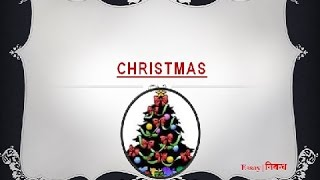 An Essay on 'Christmas' for Kids in English Language