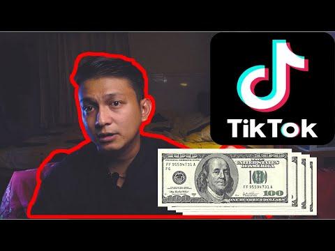 របៀបរកលុយតាម TikTok [How to make money on TikTok Khmer]