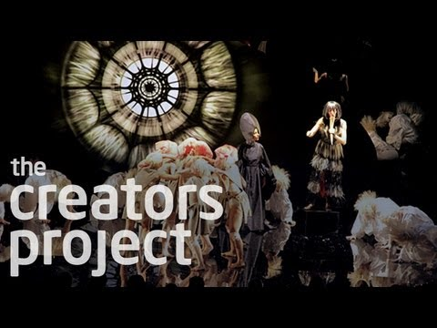Karen O in Stop the Virgens - The Creators Project