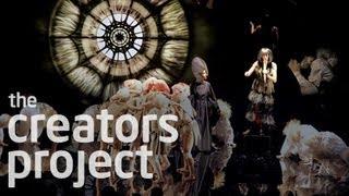 Karen O in Stop the Virgens - The Creators Project