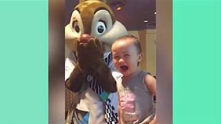 funny baby videos 2019   Kids vs Mascot   Try Not To Laugh Challenge   Babies Funny