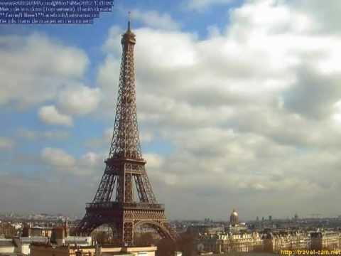 Веб камера Франция Париж (Webcam France Paris)