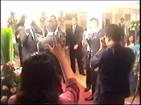 Wedding Reception Game Wedding Emcee Philippines Youtube
