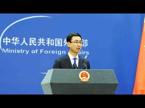 China's Ministry of Foreign Affairs responds to Park's impeachment