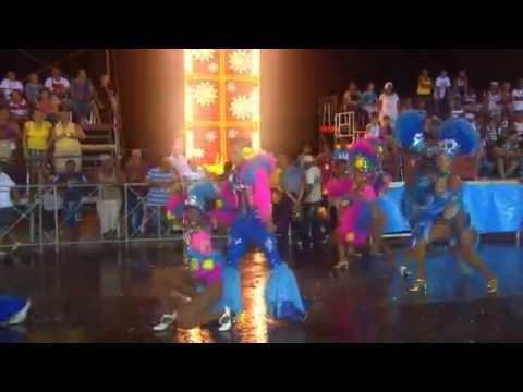 Cabaret America - Carnaval Havana 2012